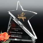 Zephyr Star Star Crystal Awards