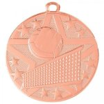 Superstar Medal -Volleyball Super Star Medal Awards