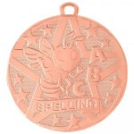 Superstar Medal -Spelling  Super Star Medal Awards