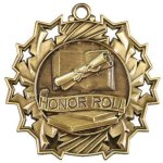 Ten Star Medal -Honor Roll Ten Star Medal Awards