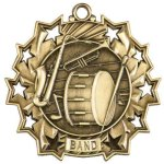 Ten Star Medal -Band Ten Star Medal Awards