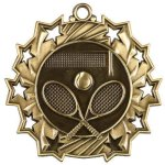 Ten Star Medal -Tennis Ten Star Medal Awards
