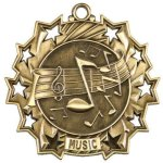 Ten Star Medal -Music Ten Star Medal Awards
