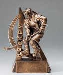 Ultra Action Resin Trophy -Hockey Male Ultra Action Resin Trophy Awards