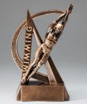 Ultra Action Resin Trophy -Swimming Male  Ultra Action Resin Trophy Awards