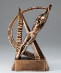 Ultra Action Resin Trophy -Swimming Female  Ultra Action Resin Trophy Awards