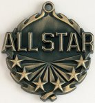 Wreath Medal -All Star  Wreath Medal Awards