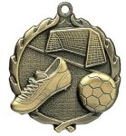 Wreath Medal -Soccer Wreath Medal Awards