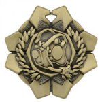 Imperial Medals -Wrestling  Wreath Medal Awards