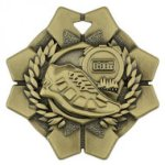 Imperial Medals -Cross Country Wreath Medal Awards