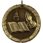 Religious XR Series Medal Awards
