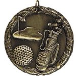 Golf XR Series Medal Awards